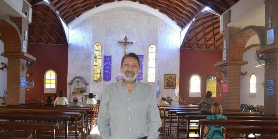 Parroquia Nuestra Señora del Perpetuo Socorro. Padre Velardez