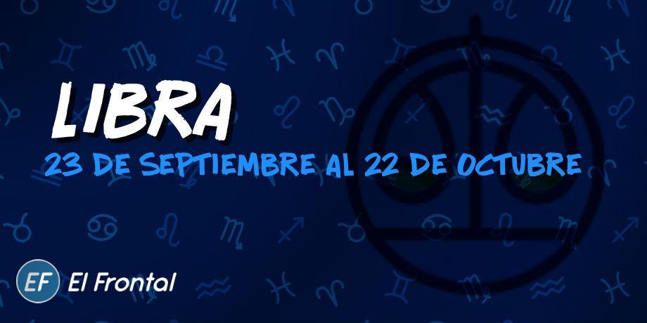 Horóscopo de Libra de hoy