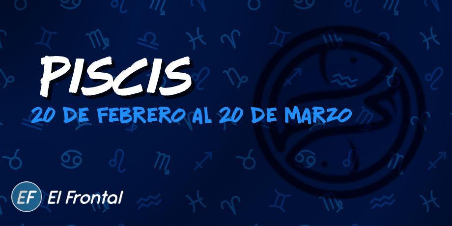 Horóscopo de Piscis de hoy