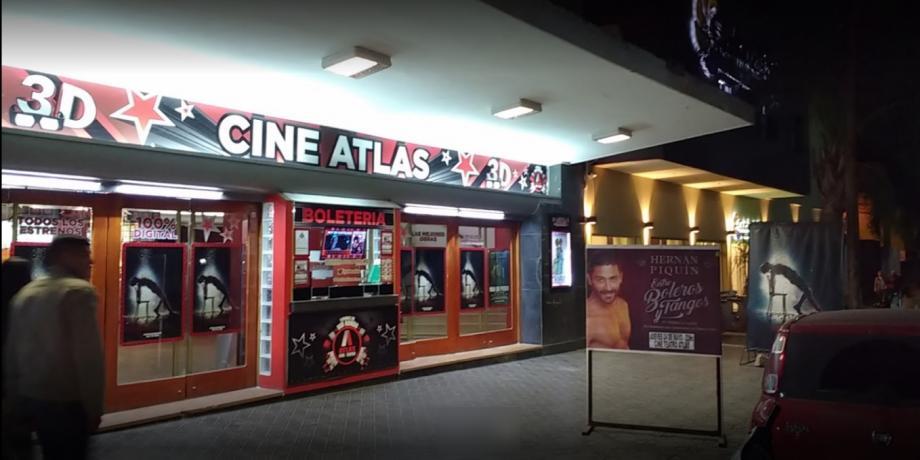 Cine Atlas Termas