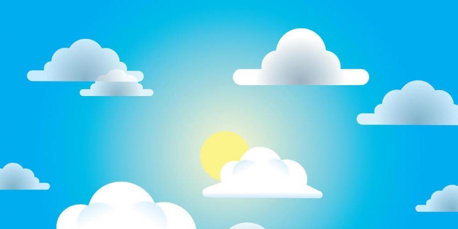 El pronóstico del tiempo para Viedma para el miércoles 13 de enero. Fuente: Augusto Costanzo