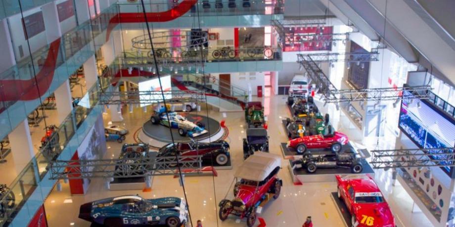 El Museo del Automóvil dispuso todas las medidas para los turistas por la pandemia de Covid-19.